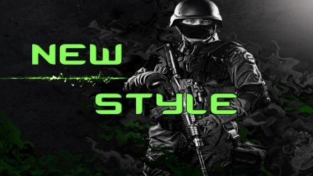 CS 1.6 NewStyle