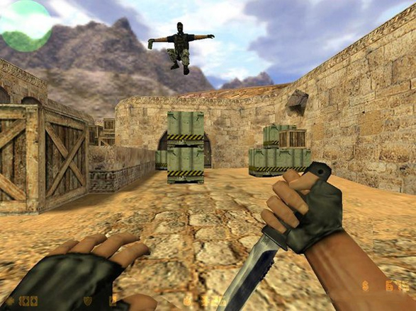 Counter-Strike 1.5 De_dust2