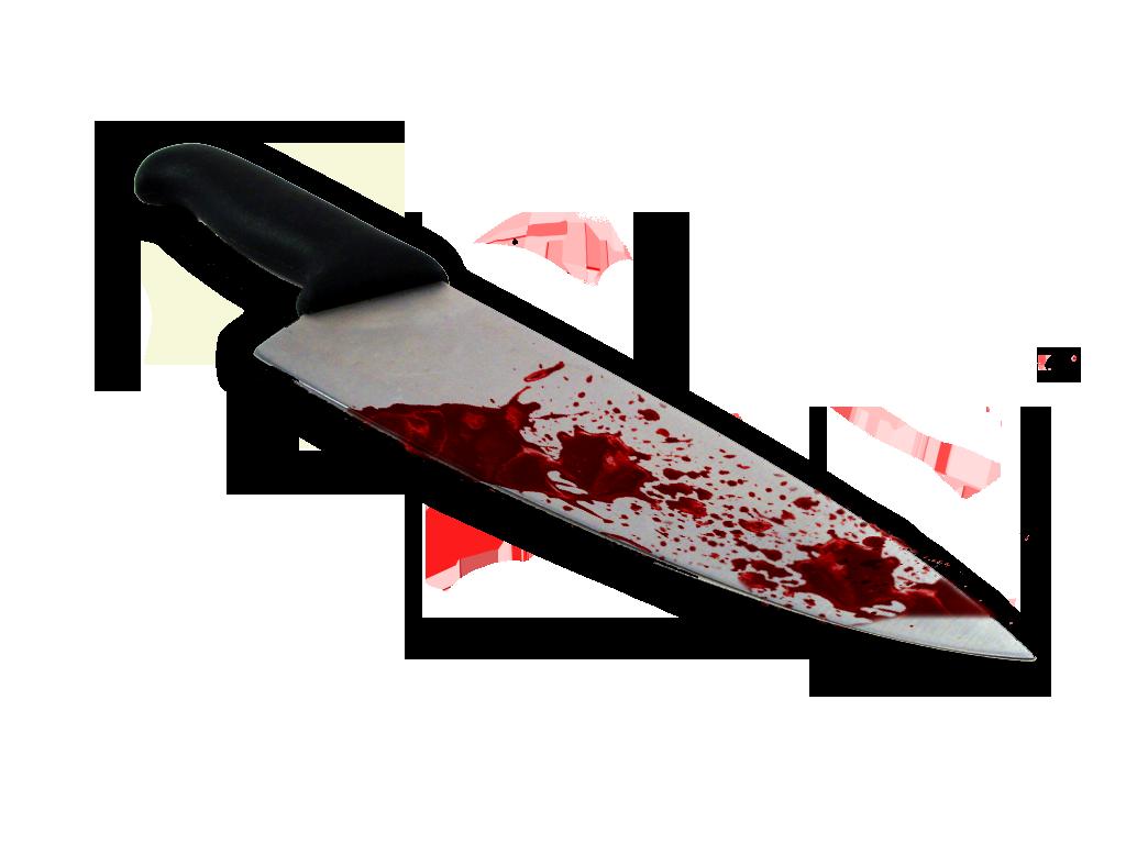 Кровавый нож