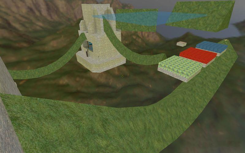Карта surf_green